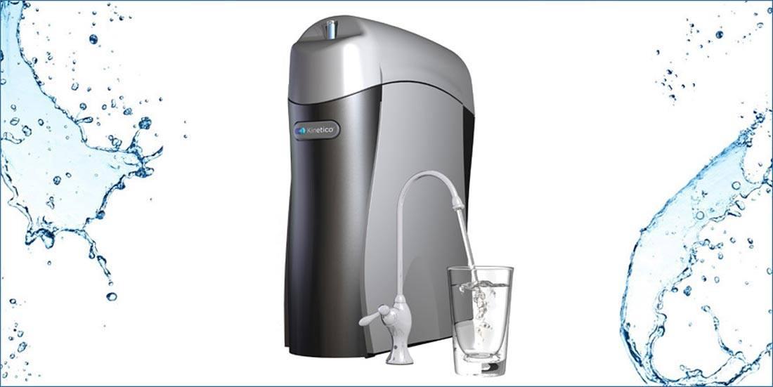 k5, la migliore osmosi al mondo di Kinetico e distribuita da Enki water Italia