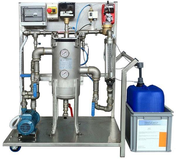 EnkiCleaner, il nuovo sistema per la pulizia degli impianti termici