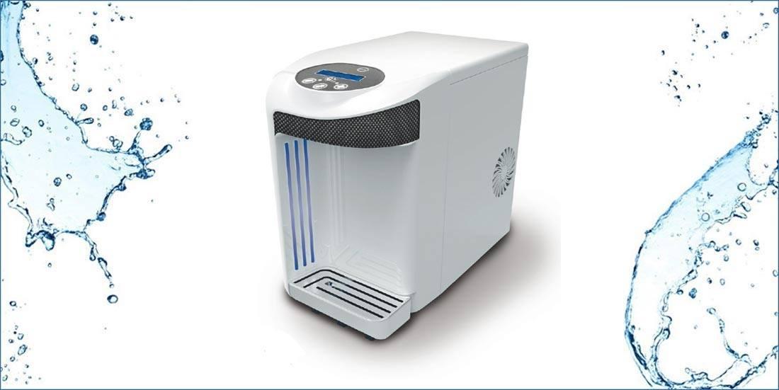 il sistema osmy genius per acqua gassata di Kinetico per Enki water italia
