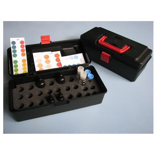 Valigetta analisi chimiche e test kit