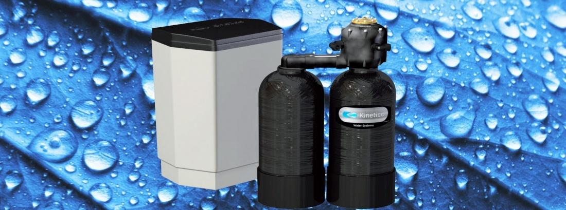 il sistema di addolcimento acqua con gli addolcitori kinetico distribuiti da enki