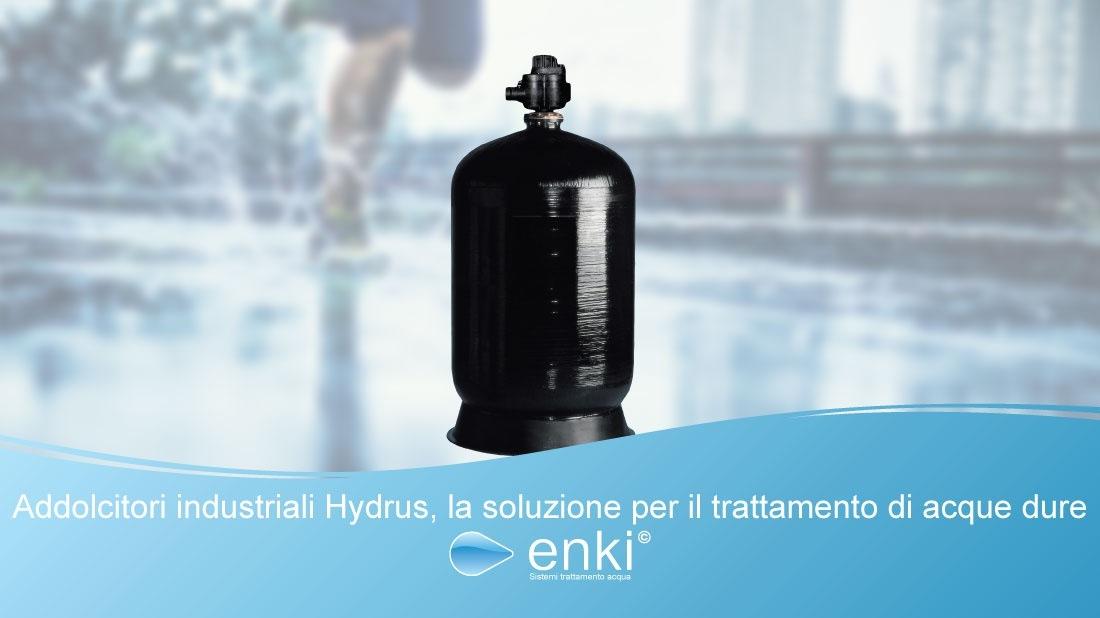 addolcitori industriali - enki water
